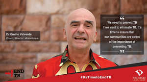 It's time to End TB