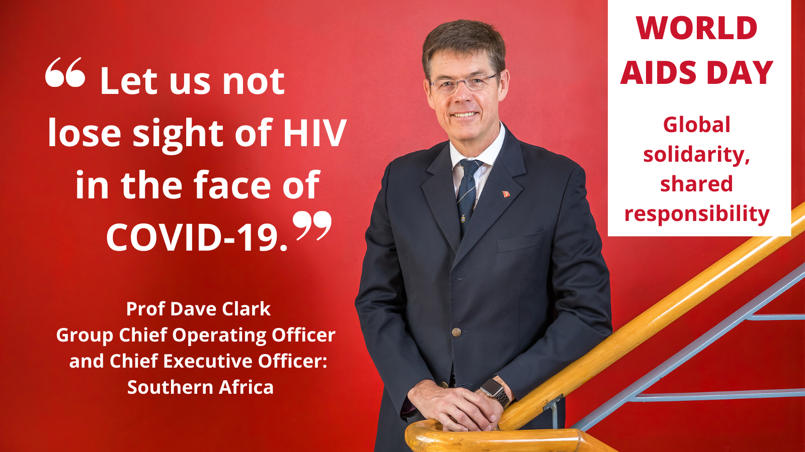 World Aids Day 2020: Gains against HIV should not be derailed by COVID-19