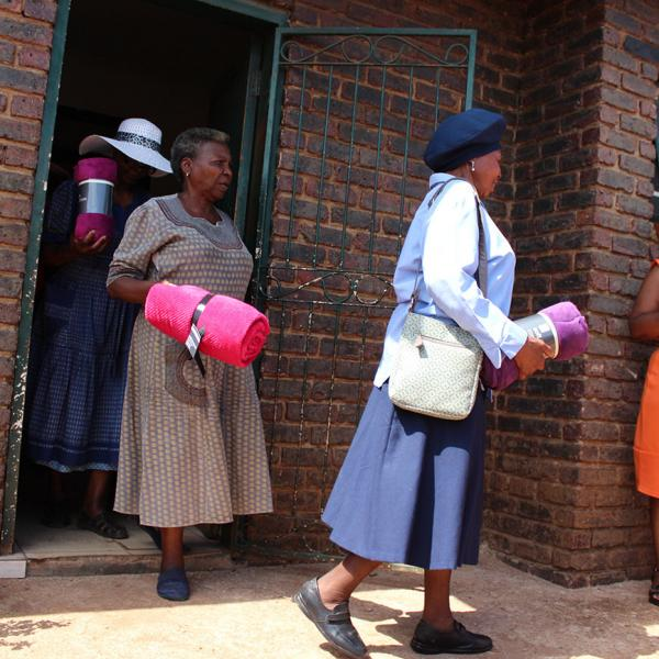 Blanket Drive For Tembisa Old Age Home