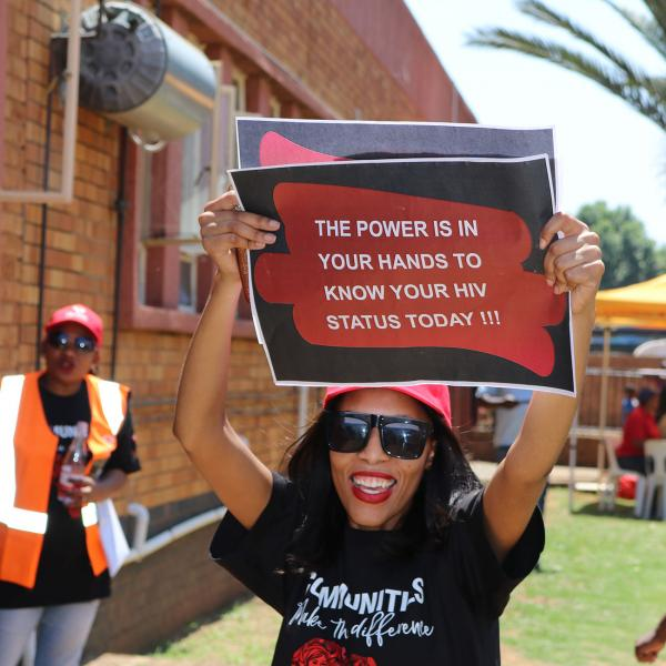 Daveyton World Aids Day 2019